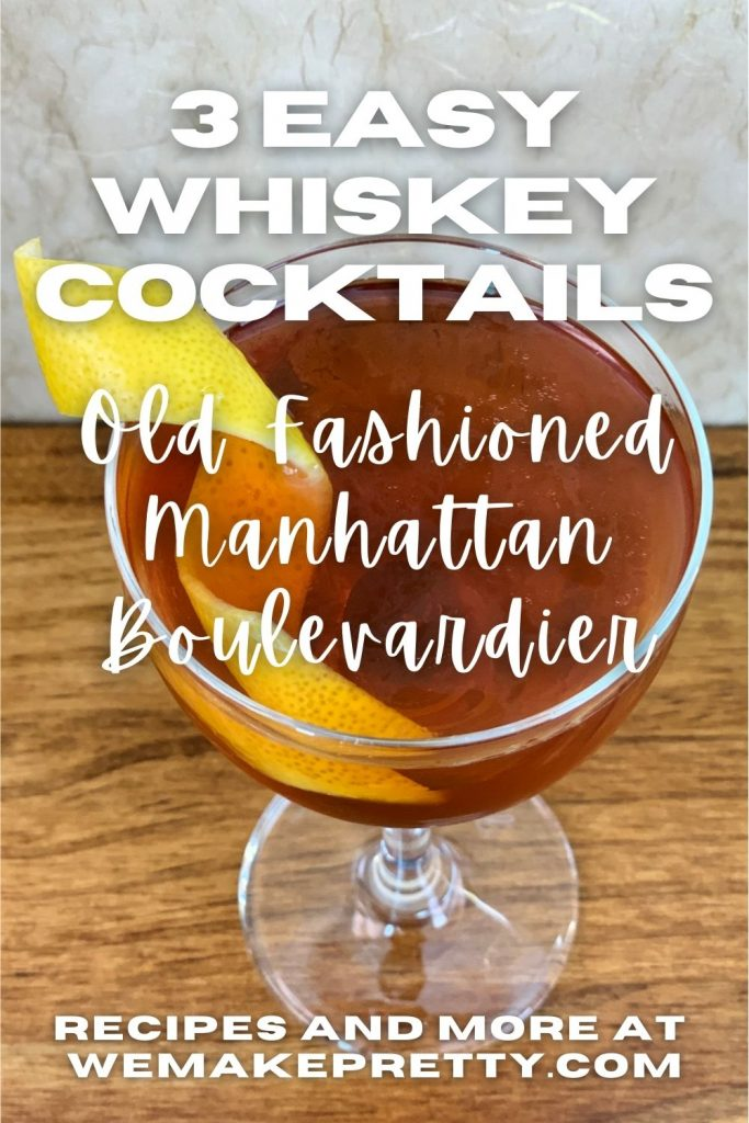 3 Easy Whiskey Cocktails that Don't Require a Shaker